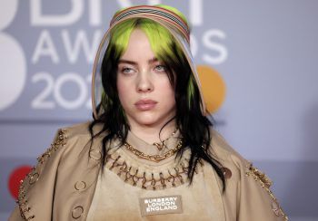 Billie Eilish Fotos AP