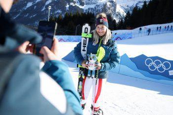 """<p class=""""title"""">FIS-Rennen Lech</p><p>Nach dem gestrigen RennAuftakt bestreiten u.a. Amanda Salzgeber (Bild) und Magdalena Kappaurer heute einen Slalom im Nobelskiort. Symbolfoto: GEPA</p>"""