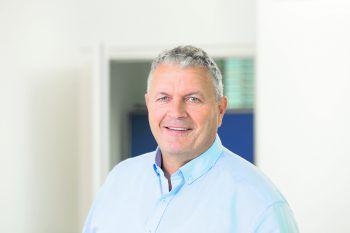 Geschäftsführer Dorfinstallateur Gerd Loacker. Foto: Dorfinstallateur