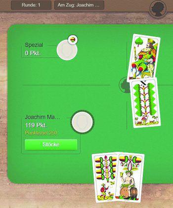 """<p class=""""caption"""">""""Gstocha, Bock!"""" – W&W-Tipp für alle Freunde des gepflegten Kartenspiels: Unter https://jassen.mohrenbrauerei.at kann man sich anmelden und gegen seine Freunde oder virtuellen Gegner jassen!</p>"""