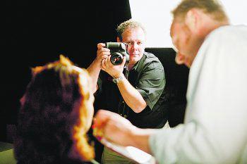 "Guido Karp ist Mitglied der ""Leading Photographers Of The World"". Foto: Michael Koe"