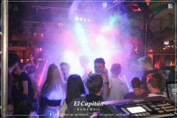 "<p class=""caption"">Im El Capitán in Rankweil ist immer was los. Fotos: handout/El Capitan/Martin Simma</p>"