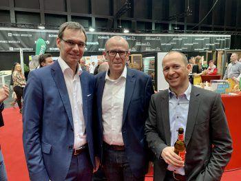 LH Markus Wallner, Walter Gohm und Kurt Michelini.