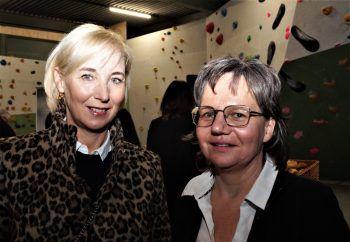 """<p class=""""caption"""">Lisi Rechfelden (Autohaus Steinhauser) und Renate Heiler.</p>"""