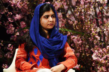 """<p class=""""title"""">Malala Yousafzai</p><p>Die jüngste Nobelpreisträgerin der Geschichte ist durch ihren Einsatz berühmt geworden. Unter anderem setzt sie sich für Bildung für Mädchen ein.</p>"""