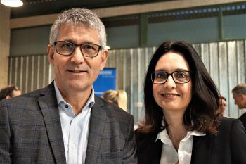 """<p class=""""caption"""">Martin Summer und Martina Pointner(PR-Agentur Trialog).</p>"""