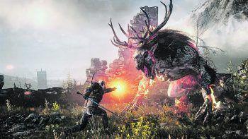 """<p class=""""title"""">The Witcher 3 – Wild Hunt</p><p>Action-RPG; PC, Xbox One, PS4, Switch. Apropos Fantasy: Seit dem Erfolg der Netflix-Serie """"The Witcher"""" feiert Hexer Geralt von Riva ein fulminantes Comeback. """"The Witcher 3 – Wild Hunt"""" lässt den Spieler nicht mehr los.</p>"""