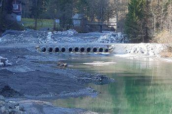 Umfahrung am Staufensee.Foto: Stadt Dornbirn