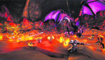 """WoW ClassicMMO; PC, MacOS. Das ultimative """"Time Killer""""-Spiel aus dem Hause Blizzard entführt die Spieler in eine gewaltige Fantasy-Welt, in der man sich zahllose Stunden verlieren kann."""