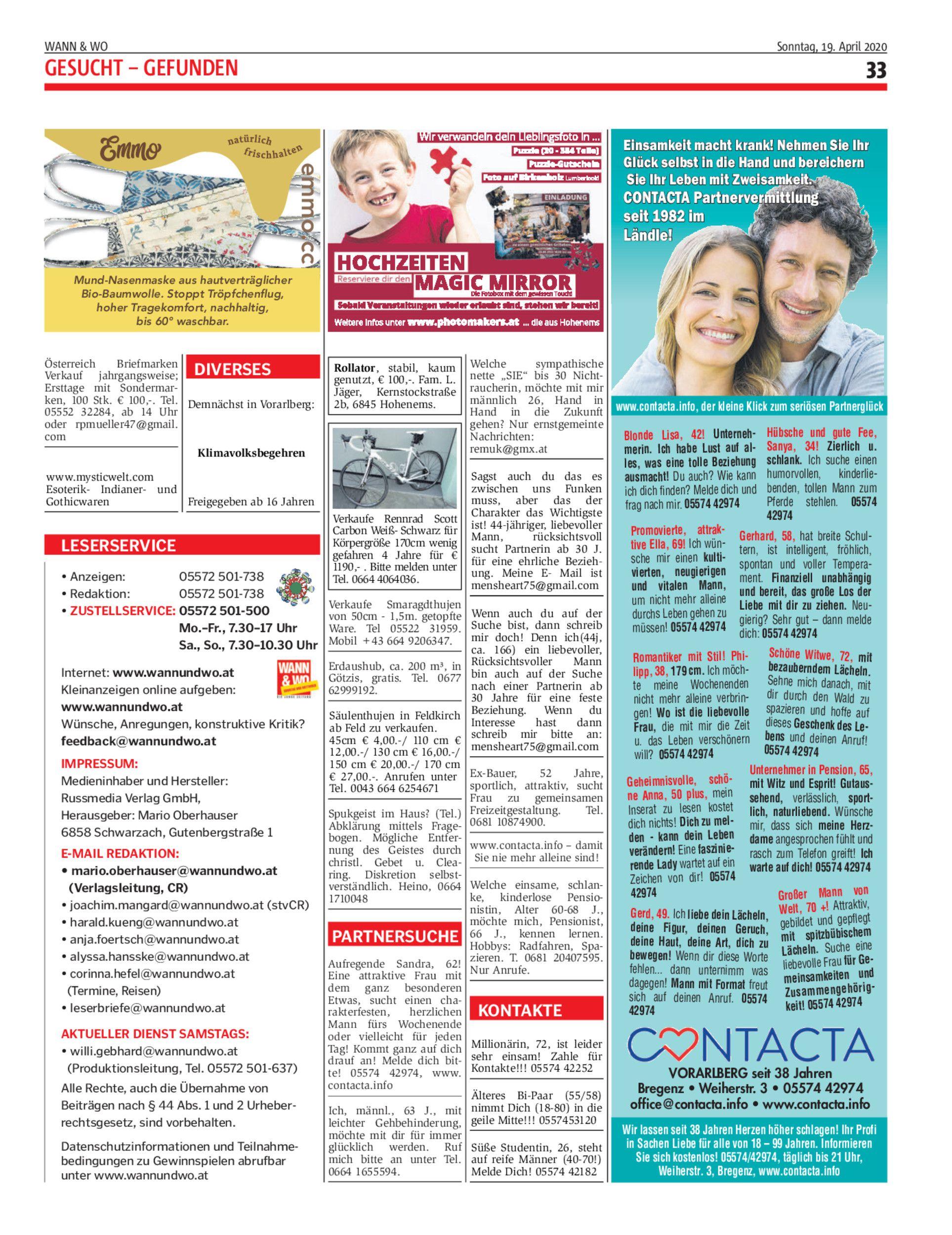 Partnersuche kreis in burgfried, Flirt in tullnerbach