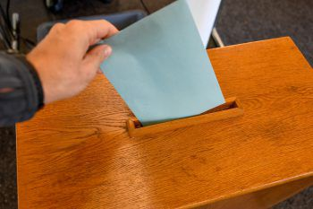 Am 6. September wird ein neuer Anlauf zur Gemeindevertreter-Wahl gewagt.Symbolfoto: Lerch