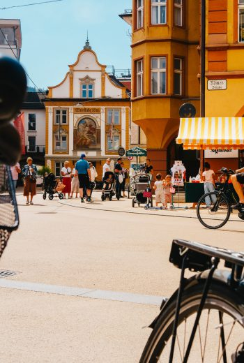 Kommenden Samstag lädt die Bregenzer Stadt zum entspannten Bummeln im Freien.