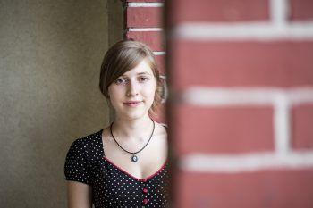 Sarah Rinderer liest heute um 20 Uhr.