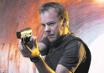 """<p class=""""title"""">24 – alle Staffeln</p><p>Serie, Action-Thriller. Jack Bauer (Kiefer Sutherland), Leiter der Anti-Terroreinheit in Los Angeles, muss alles daran setzen, die Nation vor dem ultimativen Desaster zu bewahren. Die komplette Serie gibt's ab heute auf Netflix.</p>"""