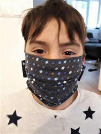 """<p class=""""caption"""">Ariane hat uns dieses coole Foto ihres Enkels Ben geschickt.</p>"""