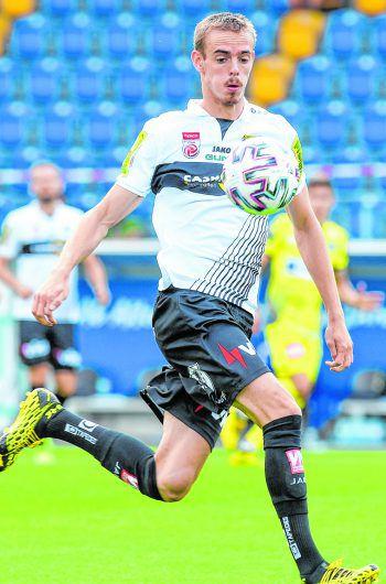 Avanciert langsam zum Goalgetter. Nach dem Blitztor in Wien erzielte Daniel Nussbaumer gestern ebenfalls das 1:0 für die Altacher.