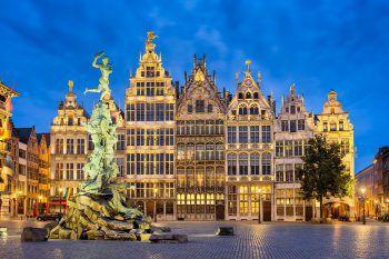 <p>Brüssel – Flandern: Lebendige Geschichte, eine außergewöhnliche Bierkultur und facettenreiche Monumente werden in Brüssel, Brügge, Gent und Antwerpen begeistern.Termin: 9. bis 12. Oktober</p>