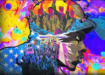 """<p class=""""title"""">Da 5 Bloods</p><p>Film, Kriegs-Drama. Vier afroamerikanische Veteranen kehren Jahrzehnte nach dem Krieg auf der Suche nach den Überresten ihres Truppenführers nach Vietnam zurück. Die Regie führte Spike Lee. Ab 12. Juni.</p>"""