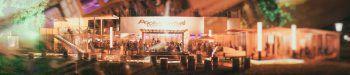 Das Poolbar Festival wird sich heuer im Freigelände abspielen.Foto: Matthias Rhomberg