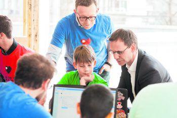 """Das Projekt """"Code4Talents"""" ist im Ländle sehr gefragt. Foto: VLK"""