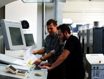 Das Unternehmen gehört zu den am schnellsten wachsenden Druckereien Österreichs.