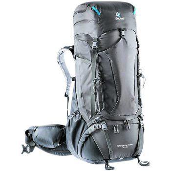 """<p class=""""caption"""">Der Deuter-Trekkingrucksack ist robust und bietet viel Stauraum. Durchdachte Details runden sein Angebot ab. Preis: 319,99 Euro.</p>"""