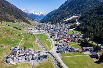 Der Tiroler Skiort ist durch Corona in die Negativschlagzeilen geraten.Foto: APA