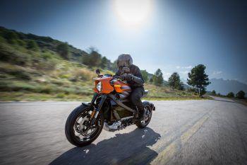 Die LiveWire ist die erste elektrische Harley-Davidson – mit ihr erlebt man außergewöhnlichen Fahrspaß.Foto: handout/Harley-Davidson Vorarlberg