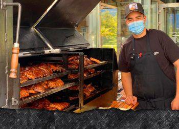 """<p class=""""caption"""">Die Werkstatt in Rankweil ist bekannt für Burger, Fingerfood und Steaks. Jetzt verwöhnt das Lokal die Gäste jeden Sonntag ab 12 Uhr mit saftigen Spare Ribs aus dem nagelneuen Smoker.</p>"""