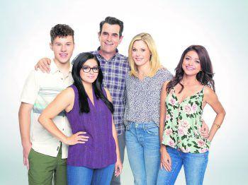 """Die zehnte Staffel """"Modern Family"""" rund um die Familien Dunphy, Tucker und Pritchett ist ab sofort auf Netflix abrufbar.Foto: Twentieth Century Fox, ABC"""
