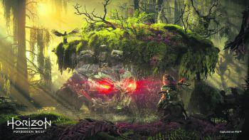 Horizon II – Forbidden WestAction. Horizon Zero Dawn begeisterte auf der PS4 mit einer beeindruckenden Welt, fantastischen Mech-Dinos und einer tollen Story. Auf der PS5 begibt sich Protagonistin Aloy nun in ein neues Abenteuer.