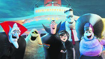 Hotel Transsilvanien 3 – Ein Monster UrlaubFilm, Animation. Graf Dracula begeibt sich mit seiner halb menschlichen, halb vampirischen Familie auf eine monstermäßige Kreuzfahrt. Bereits abrufbar.