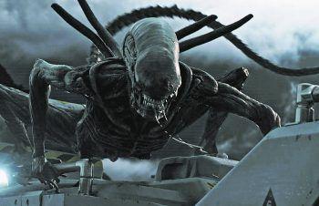 """Im Weltall hört dich niemand schreien: Zumindest einen """"Alien""""-Streifen soll es noch geben, der die neuen mit den alten Filmen verbindet.Fotos: AP/dapd, Centfox/Disney"""
