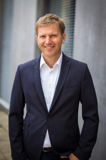 Joe Welte, Geschäftsführer von Inside96, ist im Vorderland aufgewachsen und schätzt vor allem die zentrale Lage im Rheintal.