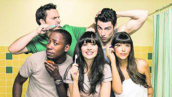 """<p class=""""title"""">New Girl – Staffel 7</p><p>Serie, Sitcom. Die siebte Staffel von """"New Girl"""" spielt ein paar Jahre nach der letzten Staffel und noch immer versuchen die Freunde ihren Platz im Leben zu finden und erleben dabei die kuriosesten Situationen. Startet am 9. Juni.</p>"""