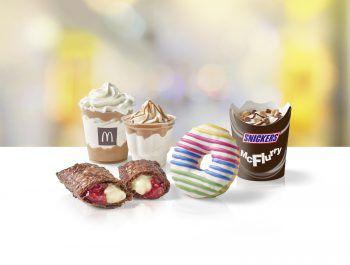 Perfekt für den Sommer: Die Dessert-Kreationen von McDonald's sind ein echter Hit!