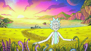 """<p class=""""title"""">Rick And Morty – Staffel 4</p><p>Serie, Zeichentrick-Comedy. Nachschub für """"Rick And Morty""""-Fans. Aufgrund von Release-Fristen zeigt Netflix vorerst allerdings nur die erste Hälfte der vierten Staffel. Der Rest dürfte im Herbst folgen.</p>"""