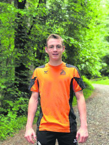 """<p class=""""title"""">               Ruggburg in Hörbranz             </p><p class=""""title"""">""""Bei der Ruggburg war ich während der Isolations-Zeit viel joggen. So hielt ich mich fit.""""</p>"""