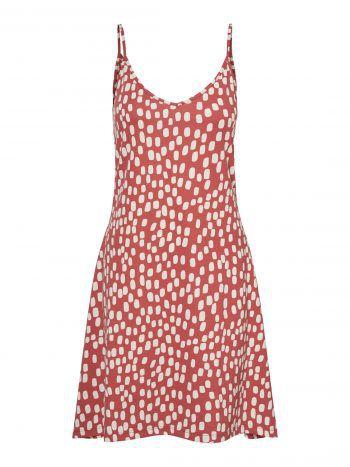 """<p class=""""caption"""">Süßes Sommerkleid mit Punkten. Preis: 19,99 Euro. Jetzt bei Vero Moda erhältlich.</p>"""