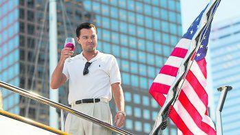 """<p class=""""title"""">The Wolf of Wallstreet</p><p>Film, Drama. Börsenmakler Jordan Belfort (Leonardo DiCaprio) gerät ins Visier der Behörden. Starbesetztes Meisterwerk von Martin Scorsese, ab 1. Juli.</p>"""
