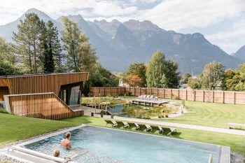 Wellness und Entspannung pur: Das Val Blu bringt das Urlaubsfeeling direkt in die Alpenstadt.Fotos: handout/Val Blu