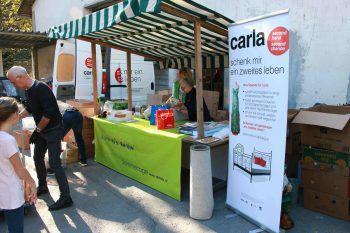 Wiederverwenden reduziert Müllberge, schont Ressourcen und freut Menschen mit kleiner Geldbörse. Foto:Vorarlberger Gemeindeverband