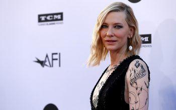 """<p class=""""title"""">Cate Blanchett</p><p class=""""title"""">Mit dem Unternehmen """"Solar Aid"""" fördert die """"Herr der Ringe""""-Schauspielerin Solarenergie-Anlage in Entwicklungsländern und ist seit 2016 Botschafterin des UN-Weltflüchtlingshilfwerks UNHCR.</p>"""