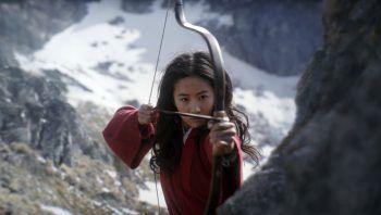 """Der Start von """"Mulan"""" wurde auf unbestimmte Zeit verschoben.Bild: Disney"""