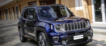 Ein starker Partner für alle Abenteuer: Den Jeep Renegade gibt es beim Autohaus Rohrer zum super Angebotspreis!Fotos: Sams; handout/Jeep