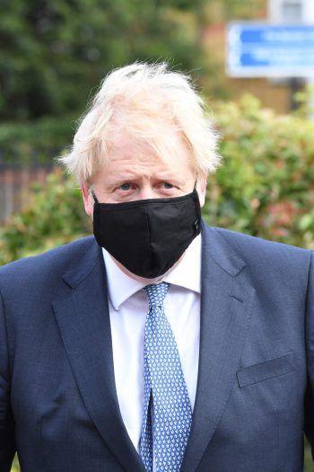 """Johnson: """"Das Schlimmste der Pandemie ist Mitte 2021"""