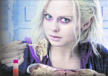 """<p class=""""title"""">iZombie – Staffel 5</p><p>Serie, Comedy. Medizinstudentin Liv wird zum Zombie und will mit Gehirnen aus der Leichenhalle ihre Menschlichkeit bewahren. Mit Laura Bilgeri! Jetzt verfügbar.</p>"""