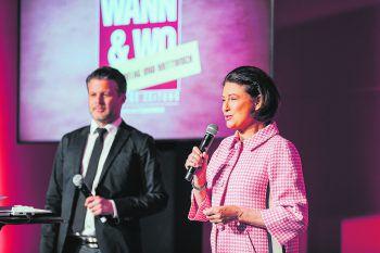 """<p class=""""caption"""">Auch heuer werden wieder """"Vorarlbergs erfolgreichste Familienunternehmen"""" im Messequartier geehrt – wer darf sich heuer über eine Auszeichnung freuen?Foto: Sams</p>"""
