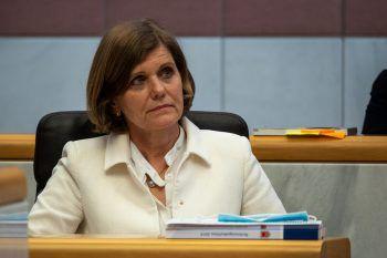 Bildungsreferentin Landesstatthalterin Barbara Schöbi-Fink.Foto: Lerch