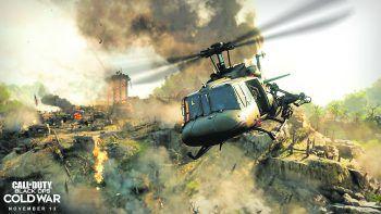 Call of Duty: Black Ops – Cold WarActivision/Blizzard, Shooter. Zwar gab es noch kein Gameplay zu sehen, dafür gaben die Entwickler Einblick in die im Kalten Krieg angesetzte Kampagne. Release: 13. November.